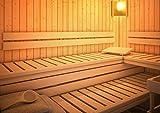 Karibu Sauna Rückenlehnen und Bankblenden Set 1 Premium
